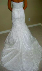 David's Bridal '9821' - David's Bridal - Nearly Newlywed Bridal Boutique - 3