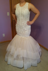 Lazaro '3301' - Lazaro - Nearly Newlywed Bridal Boutique - 4