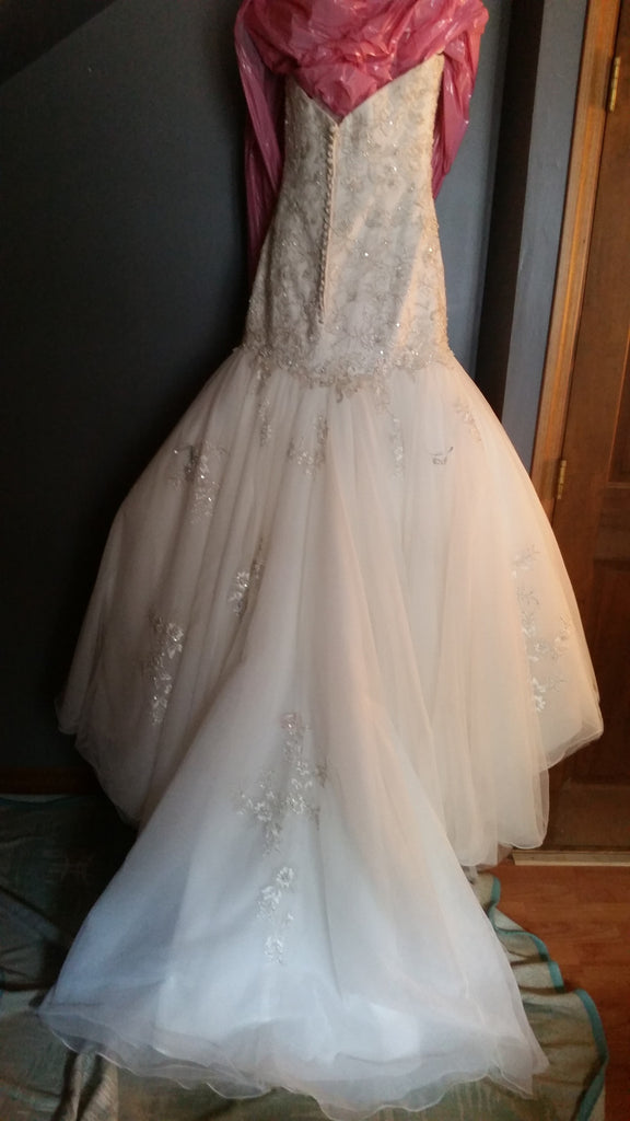 Mori Lee '1956' - Mori Lee - Nearly Newlywed Bridal Boutique - 5
