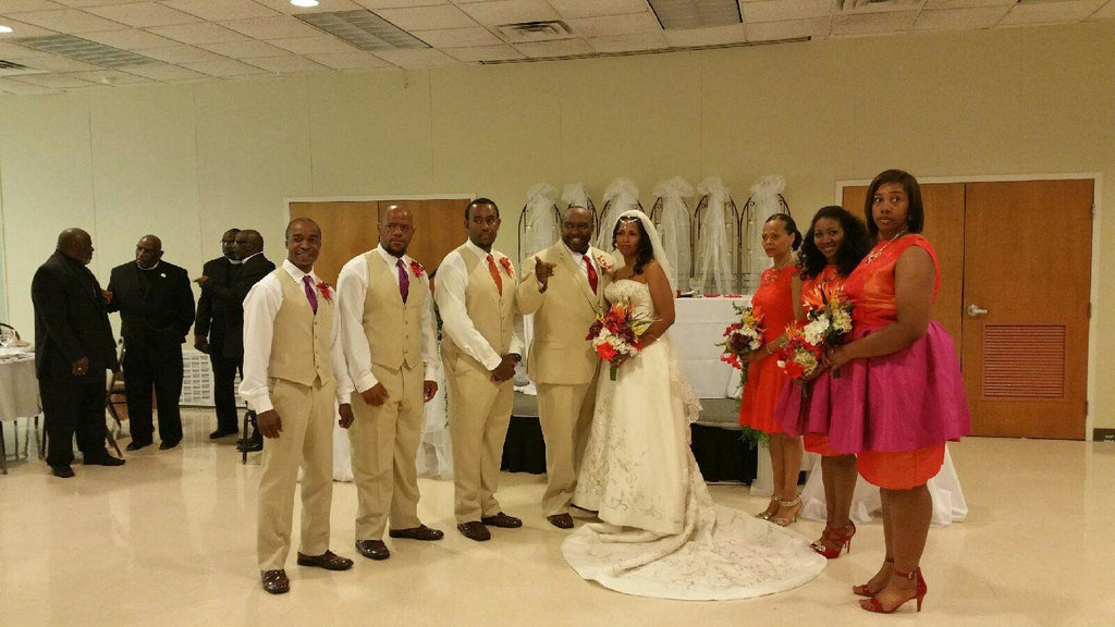 'Royalty Romance' - Shakia Lawson - Nearly Newlywed Bridal Boutique - 2