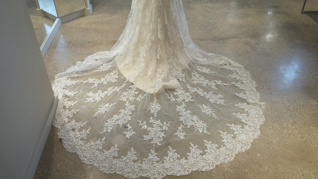 Maggie Sottero 'Melitta' - Maggie Sottero - Nearly Newlywed Bridal Boutique - 3