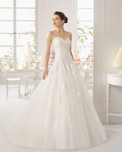 Aire Barcelona 'Aydin' - aire barcelona - Nearly Newlywed Bridal Boutique - 3