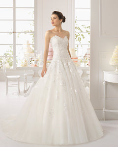Rosa Clara 'Aydin' - Rosa Clara - Nearly Newlywed Bridal Boutique - 1