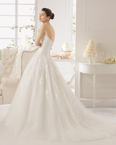 Aire Barcelona 'Aydin' - aire barcelona - Nearly Newlywed Bridal Boutique - 4