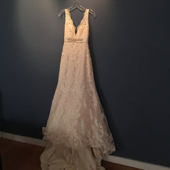 Allure Bridals '8634' - Allure Bridals - Nearly Newlywed Bridal Boutique - 2