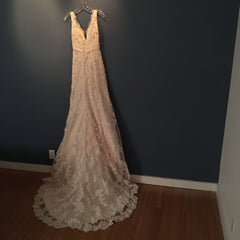 Allure Bridals '8634' - Allure Bridals - Nearly Newlywed Bridal Boutique - 3