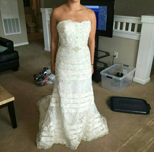 Maggie Sottero 'Kimberlyn' - Maggie Sottero - Nearly Newlywed Bridal Boutique - 5