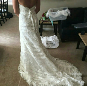 Maggie Sottero 'Kimberlyn' - Maggie Sottero - Nearly Newlywed Bridal Boutique - 2