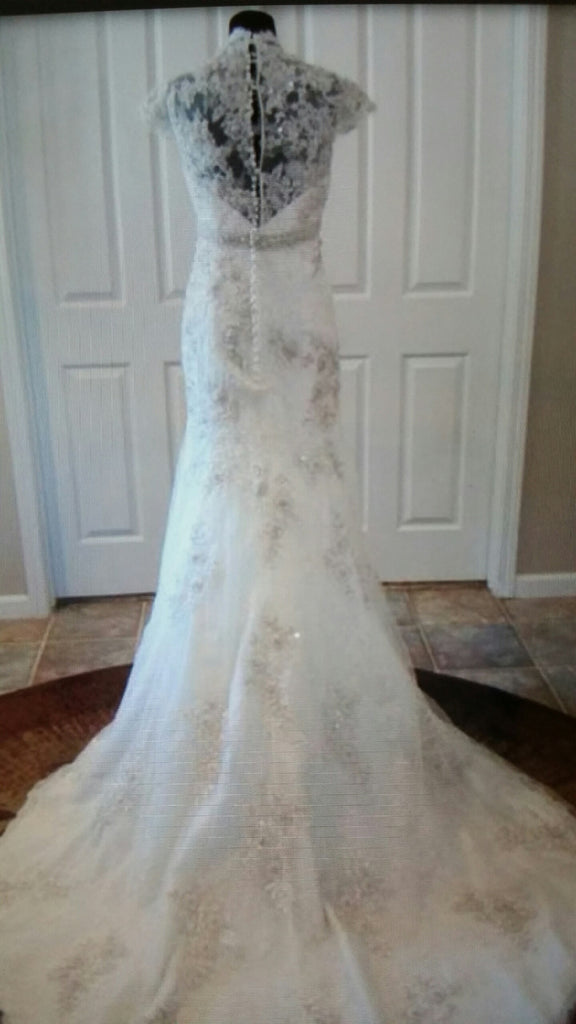 Allure Bridals 'C150' - Allure Bridals - Nearly Newlywed Bridal Boutique - 1