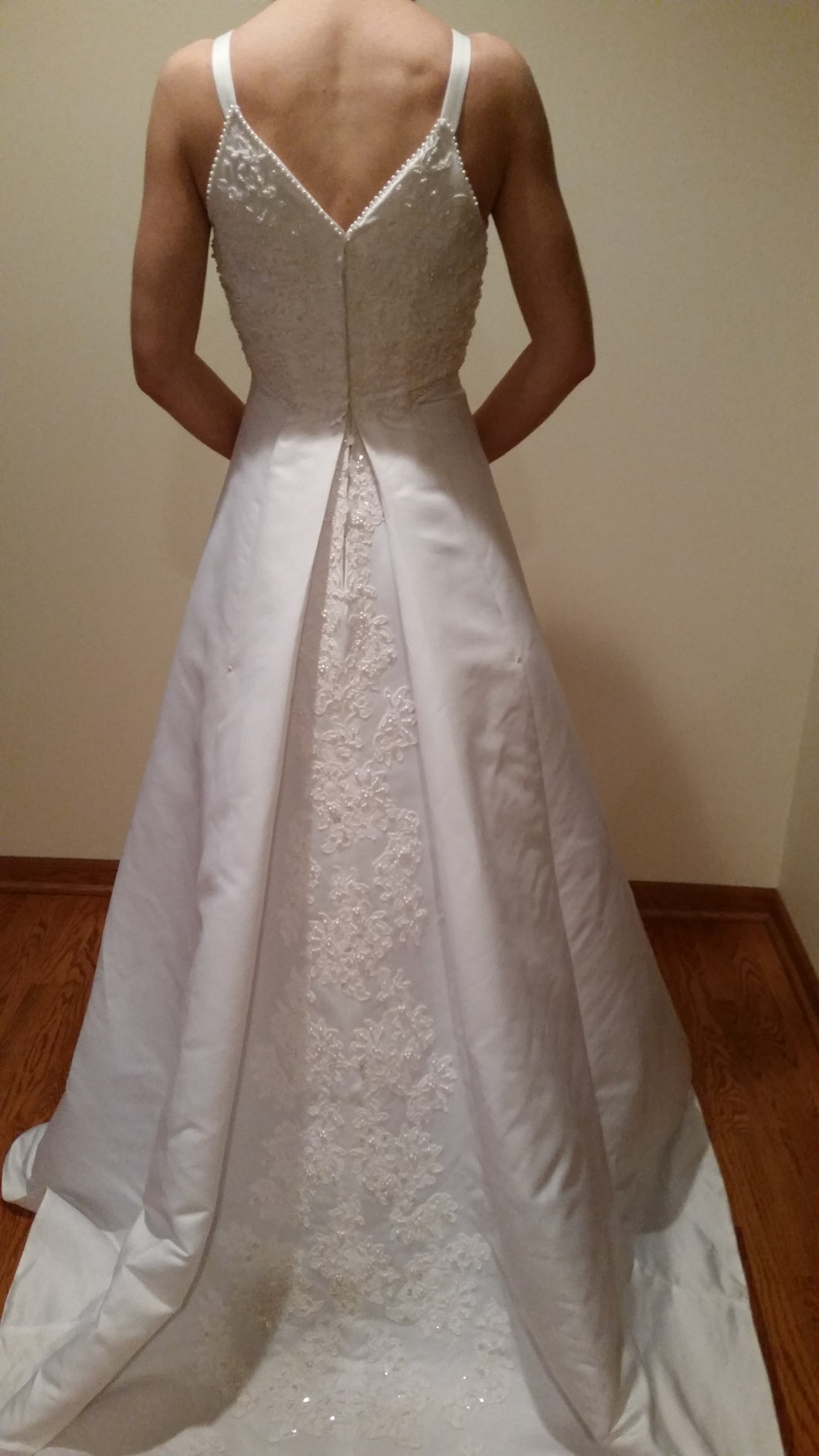 Alfred Angelo 'Satin' - alfred angelo - Nearly Newlywed Bridal Boutique - 1