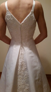Alfred Angelo 'Satin' - alfred angelo - Nearly Newlywed Bridal Boutique - 3