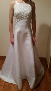 Alfred Angelo 'Satin' - alfred angelo - Nearly Newlywed Bridal Boutique - 4