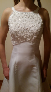 Alfred Angelo 'Satin' - alfred angelo - Nearly Newlywed Bridal Boutique - 2