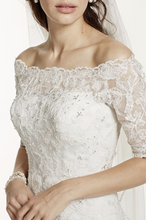 Load image into Gallery viewer, Jewel 'Off The Shoulder' - Jewel - Nearly Newlywed Bridal Boutique - 1