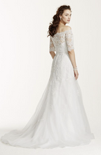 Load image into Gallery viewer, Jewel 'Off The Shoulder' - Jewel - Nearly Newlywed Bridal Boutique - 2