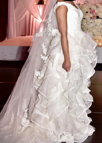 Mark Zunino 'Ruffled'
