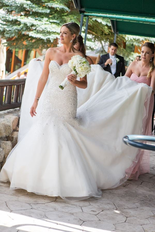 Allure Bridals 'C286' - Allure Bridals - Nearly Newlywed Bridal Boutique - 2