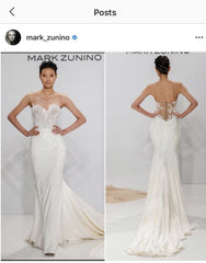 Mark Zunino 'Fitted Sheath'