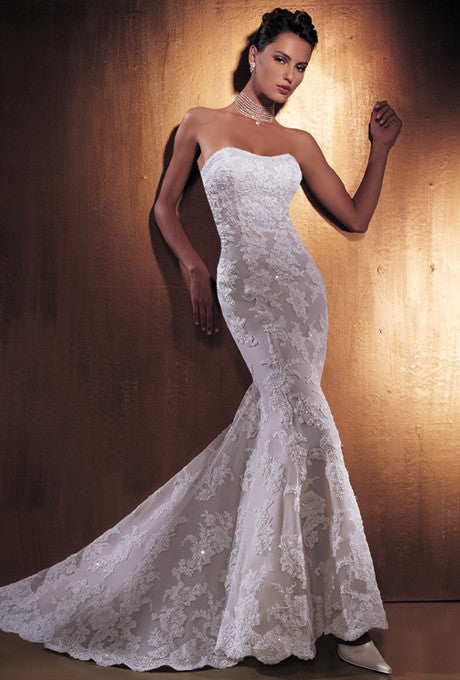 Demetrios 'Ilissa 900' - Demetrios - Nearly Newlywed Bridal Boutique - 1