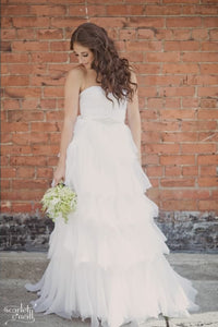 Ivy & Aster In Bloom Wedding Dress - Ivy & Aster - Nearly Newlywed Bridal Boutique - 1
