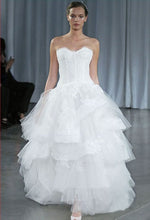Load image into Gallery viewer, Monique Lhuillier 'Rapture' - Monique Lhuillier - Nearly Newlywed Bridal Boutique - 7