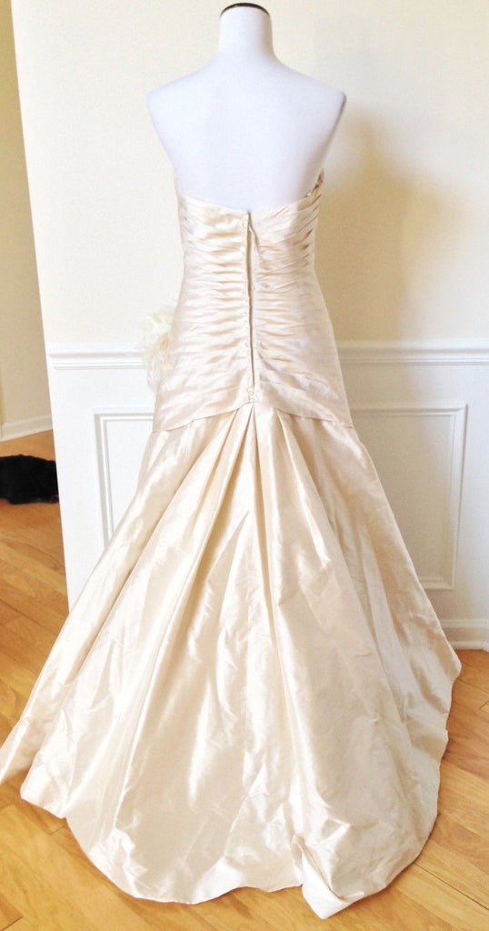 James Clifford 'Pleated Sweetheart' - James Clifford - Nearly Newlywed Bridal Boutique - 3