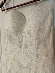 Wtoo 'Bristol 18410' wedding dress size-02 PREOWNED