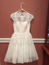 Load image into Gallery viewer, Ted Baker 'unsure' wedding dress size-04 PREOWNED