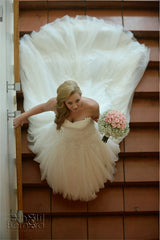 The White One 'Niavas' - The White One - Nearly Newlywed Bridal Boutique - 3