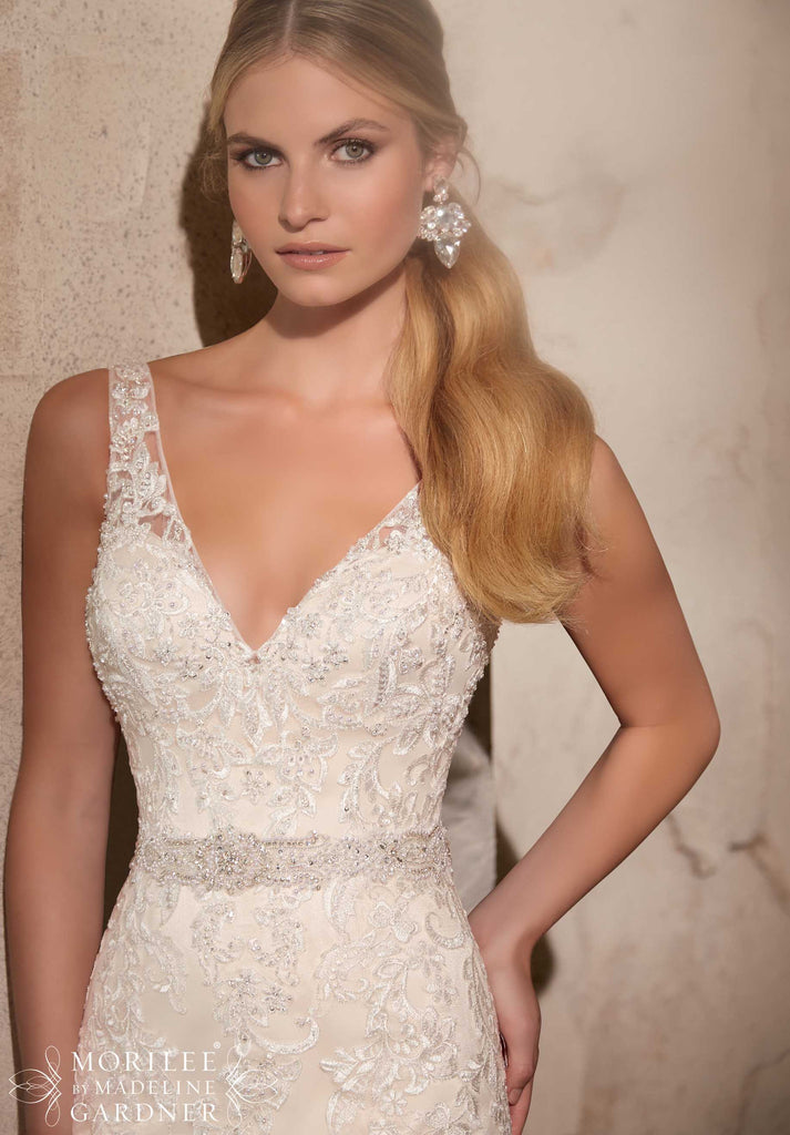 Mori Lee '2715' - Mori Lee - Nearly Newlywed Bridal Boutique - 2