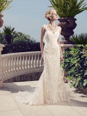 Casablanca '2155' - Casablanca - Nearly Newlywed Bridal Boutique - 2