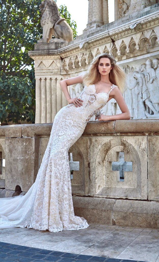 Galia Lahav 'Aurora Ivory Tower' - Galia lahav - Nearly Newlywed Bridal Boutique - 2