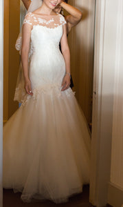Romona Keveza 'L5100' - Romona Keveza - Nearly Newlywed Bridal Boutique - 2