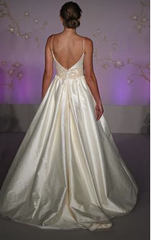 Jim Hjelm #1061 Wedding Dress - Jim Hjelm - Nearly Newlywed Bridal Boutique - 3