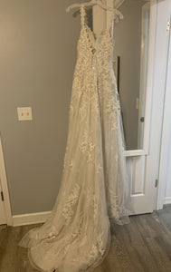 Maggie Sottero '24515 Courtney' wedding dress size-04 NEW