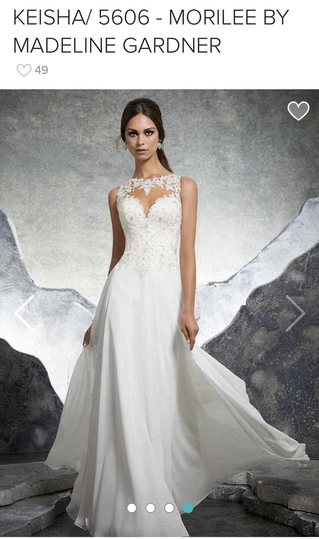 Mori Lee 'Keisha 5606'
