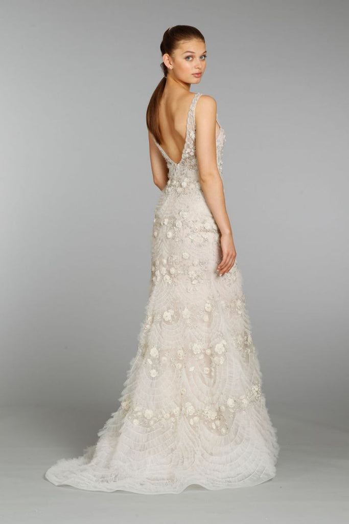 Lazaro '3362' - Lazaro - Nearly Newlywed Bridal Boutique - 2