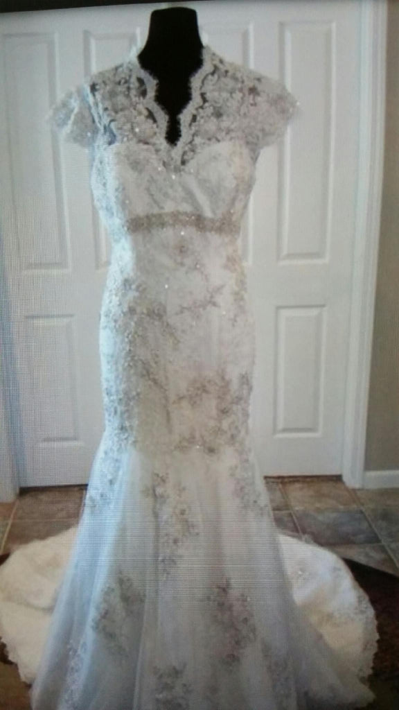 Allure Bridals 'C150' - Allure Bridals - Nearly Newlywed Bridal Boutique - 3