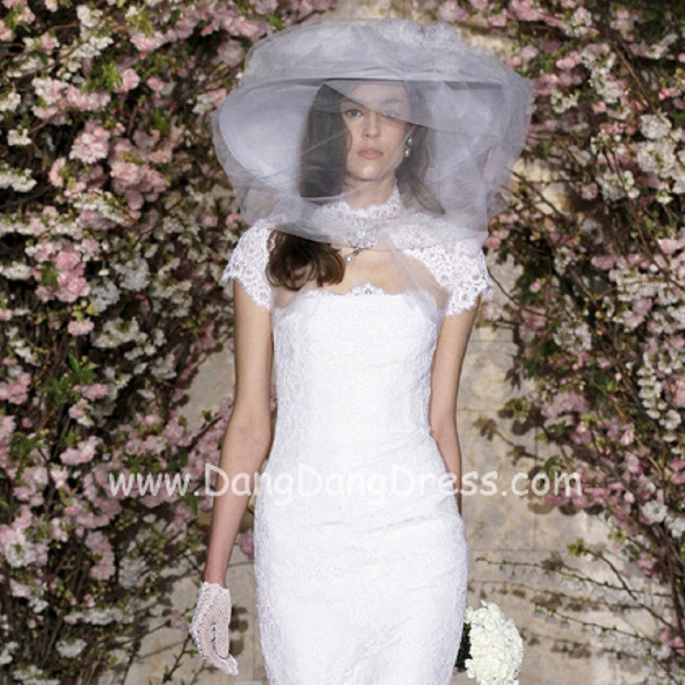 Oscar de la Renta ' #33N24' - Oscar de la Renta - Nearly Newlywed Bridal Boutique - 2