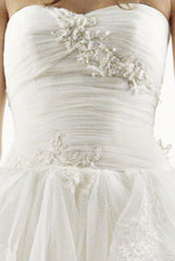 White by Vera Wang '351197' - Vera Wang - Nearly Newlywed Bridal Boutique - 2