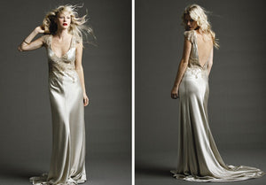 Johanna Johnson 'The Satine' Wedding Dress - Johanna Johnson - Nearly Newlywed Bridal Boutique - 3