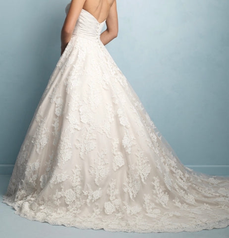 Buy and Sell Allure Bridals Wedding Dresses - Nearly Newlywed