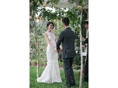 Carolina Herrera 'Evelyn' - Carolina Herrera - Nearly Newlywed Bridal Boutique - 2