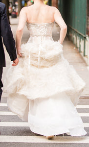 Pnina Tornai Fully Custom Wedding Dress - Pnina Tornai - Nearly Newlywed Bridal Boutique - 4