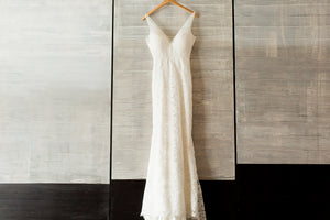 essence of australia 'D2474' wedding dress size-04 PREOWNED