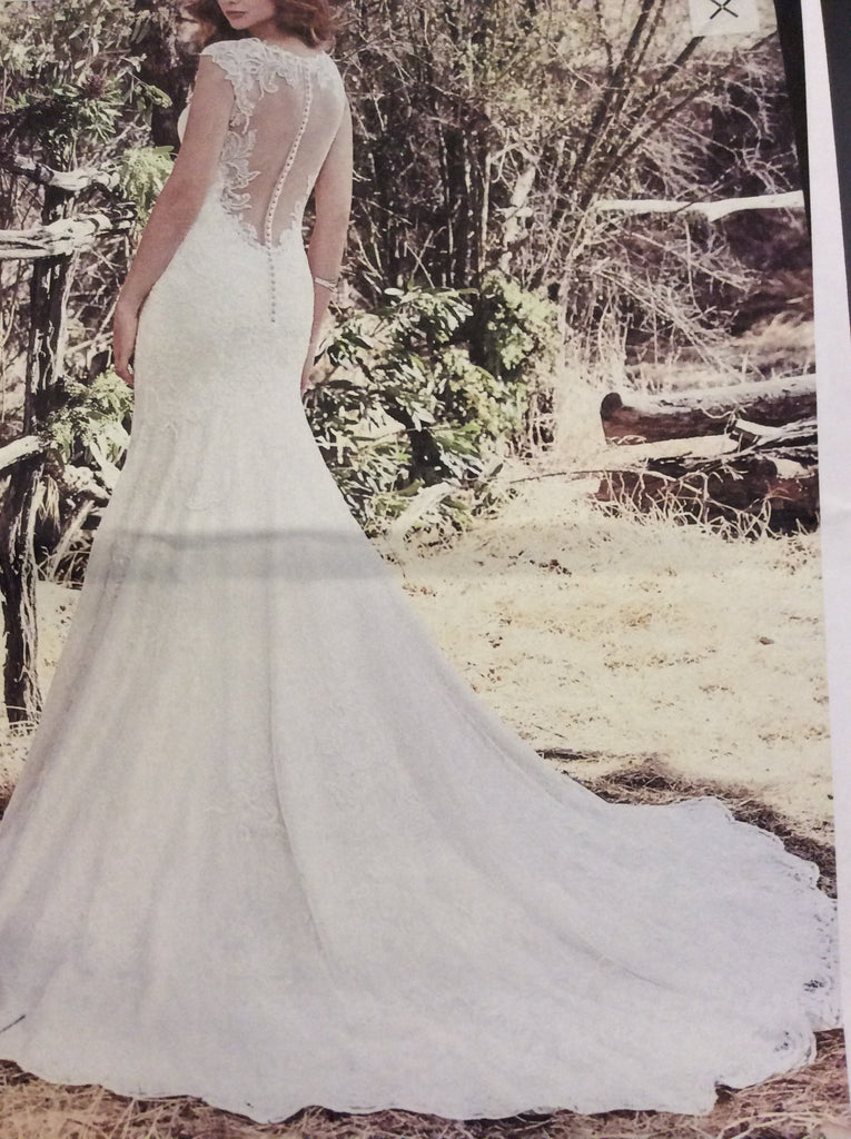 2c82020c15c8 Maggie Sottero 'Tilda' size 2 new wedding dress - Nearly Newlywed