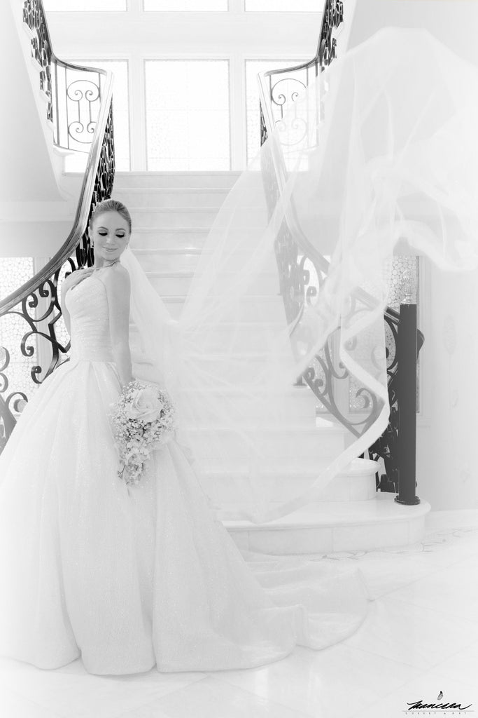 Pnina Tonai '4197' - Pnina Tonai - Nearly Newlywed Bridal Boutique - 3