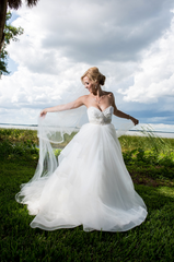 Hayley Paige 'Londyn' - Hayley Paige - Nearly Newlywed Bridal Boutique - 2