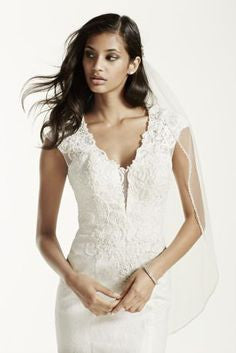 Galina 'Illusion' - Galina - Nearly Newlywed Bridal Boutique - 3