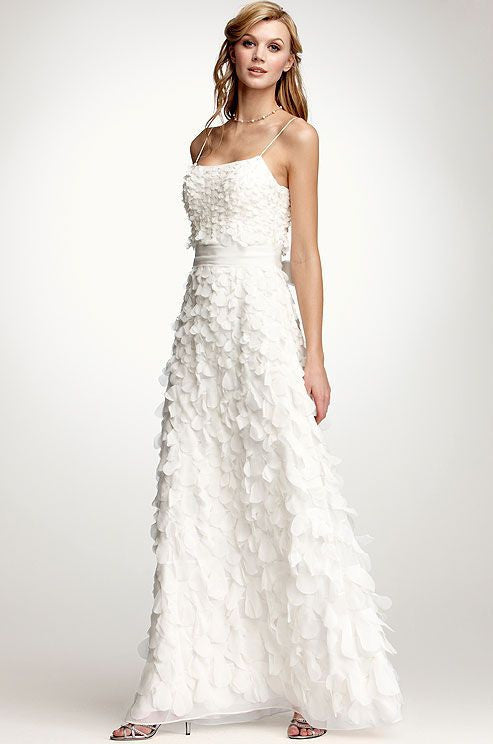 Ann Taylor \'Rose Petal\' size 4 new wedding dress - Nearly Newlywed